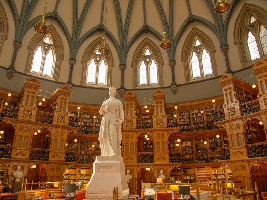 The Library of Parliament