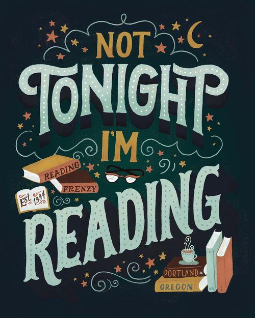 00 reading tonight