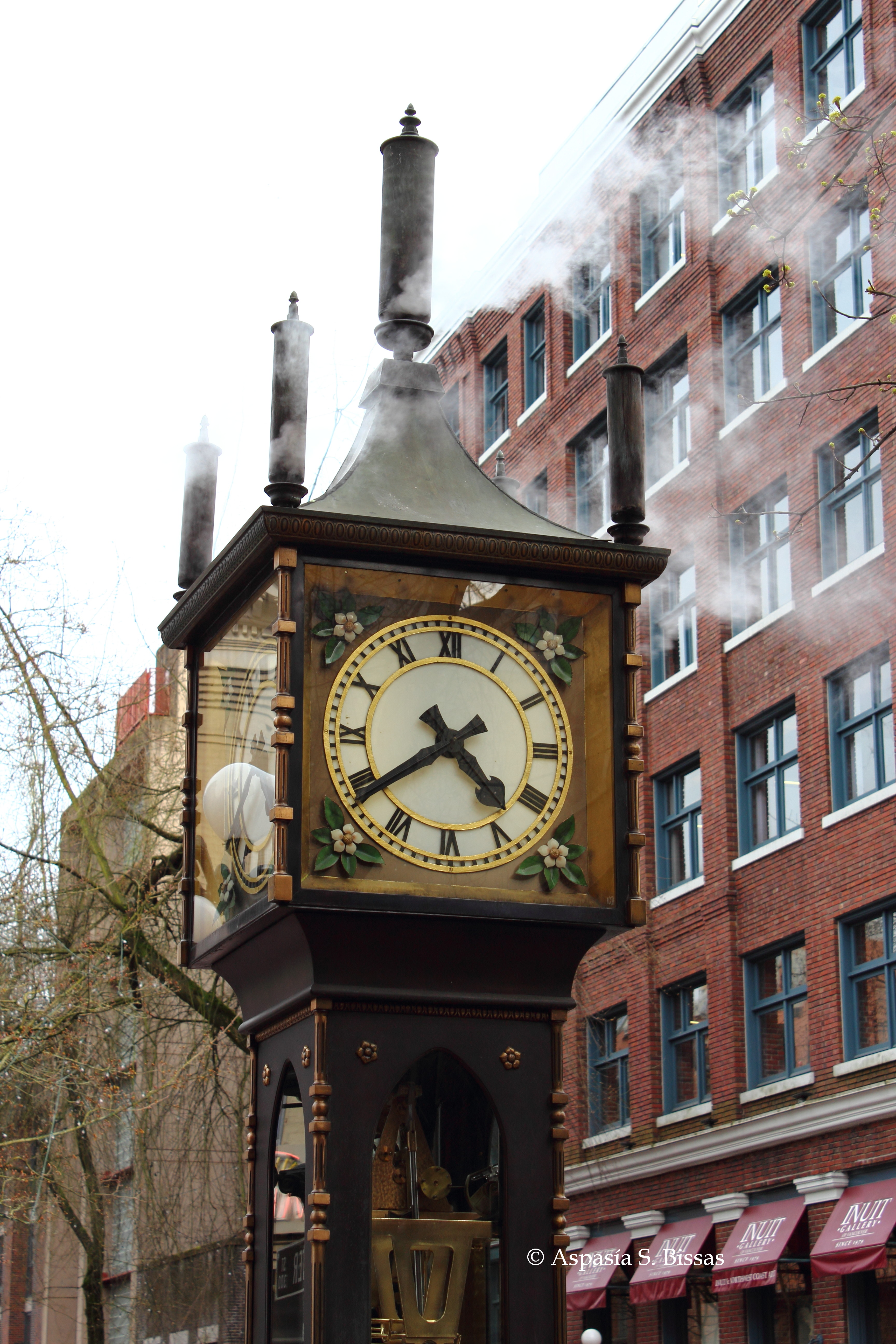 0 steam clock