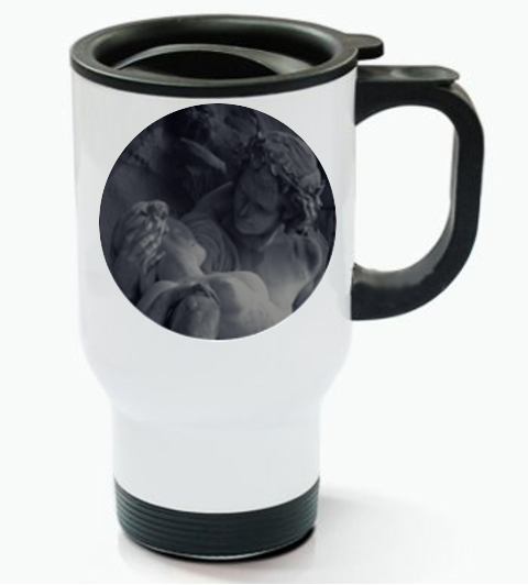 14oz Mug with image
