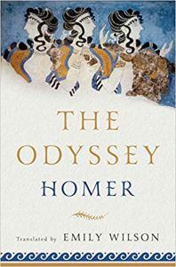 the odyssey emily wilson