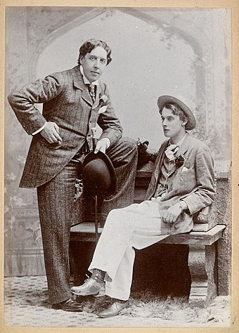 wilde and douglas