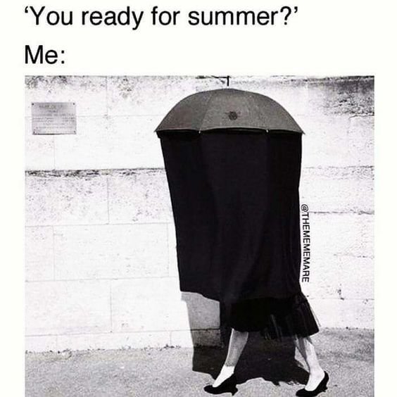 ready for summer