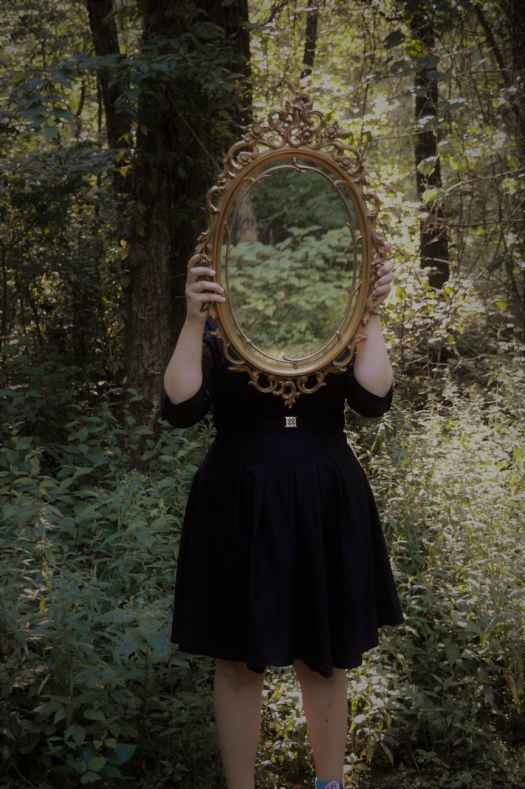through the looking glass, Aspasia S. Bissas