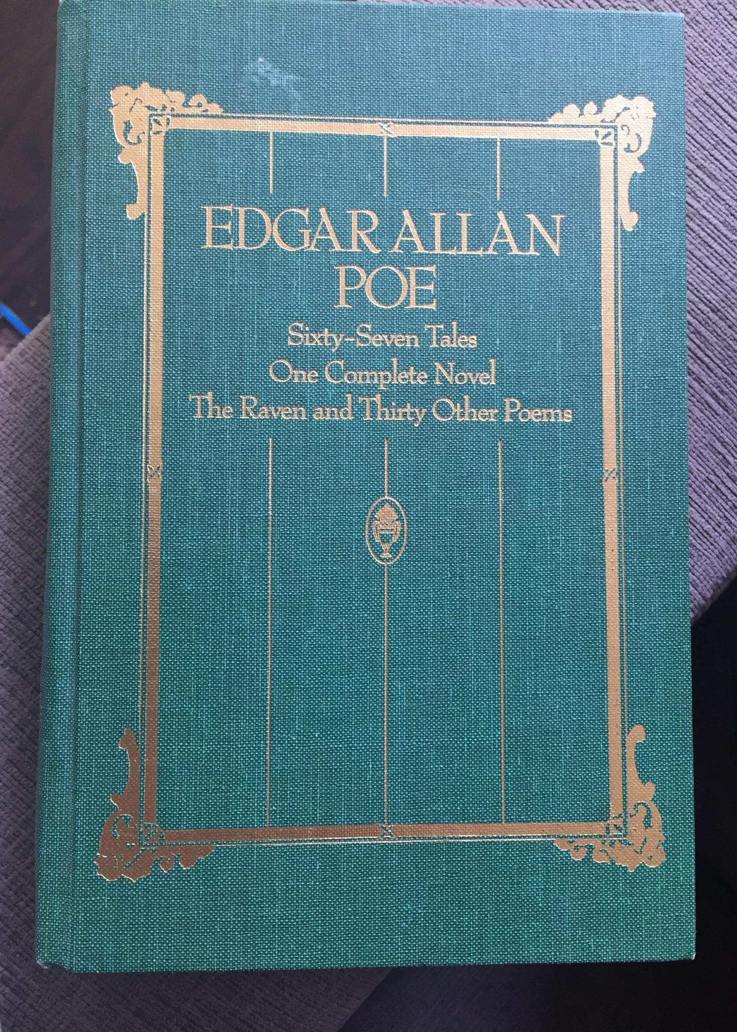 Edgar Allan Poe meets Aspasia S. Bissas