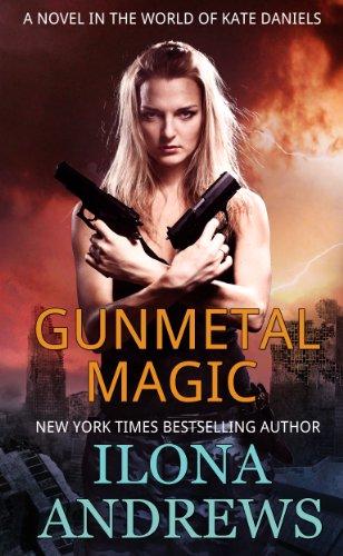 gunmetal magic, ilona andrews, aspasia s. bissas
