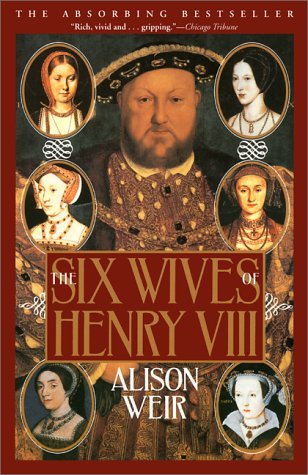 six wives of henry viii, aspasia s. bissas