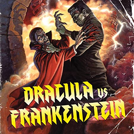 World Dracula Day: The Count's Best Crossovers blog post by Aspasia S. Bissas