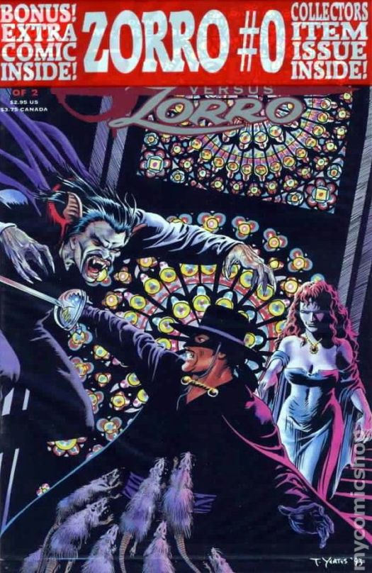World Dracula Day: The Count's Best Crossovers, blog post by Aspasia S. Bissas