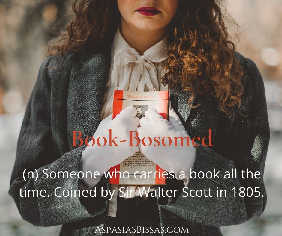 7 Words About Books, blog post by Aspasia S. Bissas