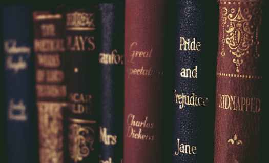 Book Tag: Classic Book Tag, blog post by Aspasia S. Bissas