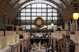 10 Things I Learned in 2020, blog post by Aspasia S. Bissas, 2020, 2021, new year, restrospective, learning, lessons, moving forward, aspasiasbissas.com, france, museum, museums, musee dorsay, d'orsay, d'orsay museum, dorsay museum clock, musee d'orsay clock
