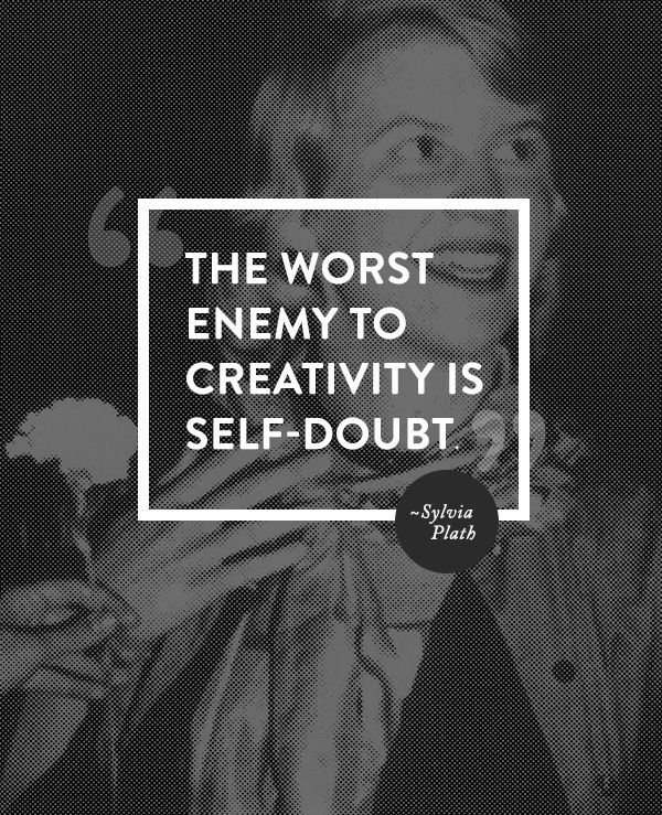 Quote of the Day via Sylvia Plath, blog post by Aspasia S. Bissas, aspasiasbissas.com