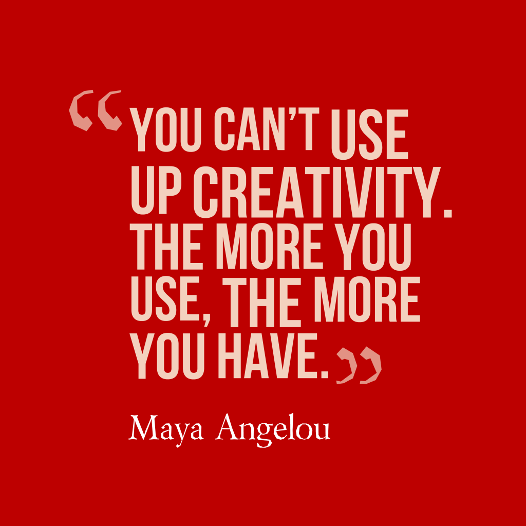 Quote of the Day by Maya Angelou, blog post by Aspasia S. Bissas