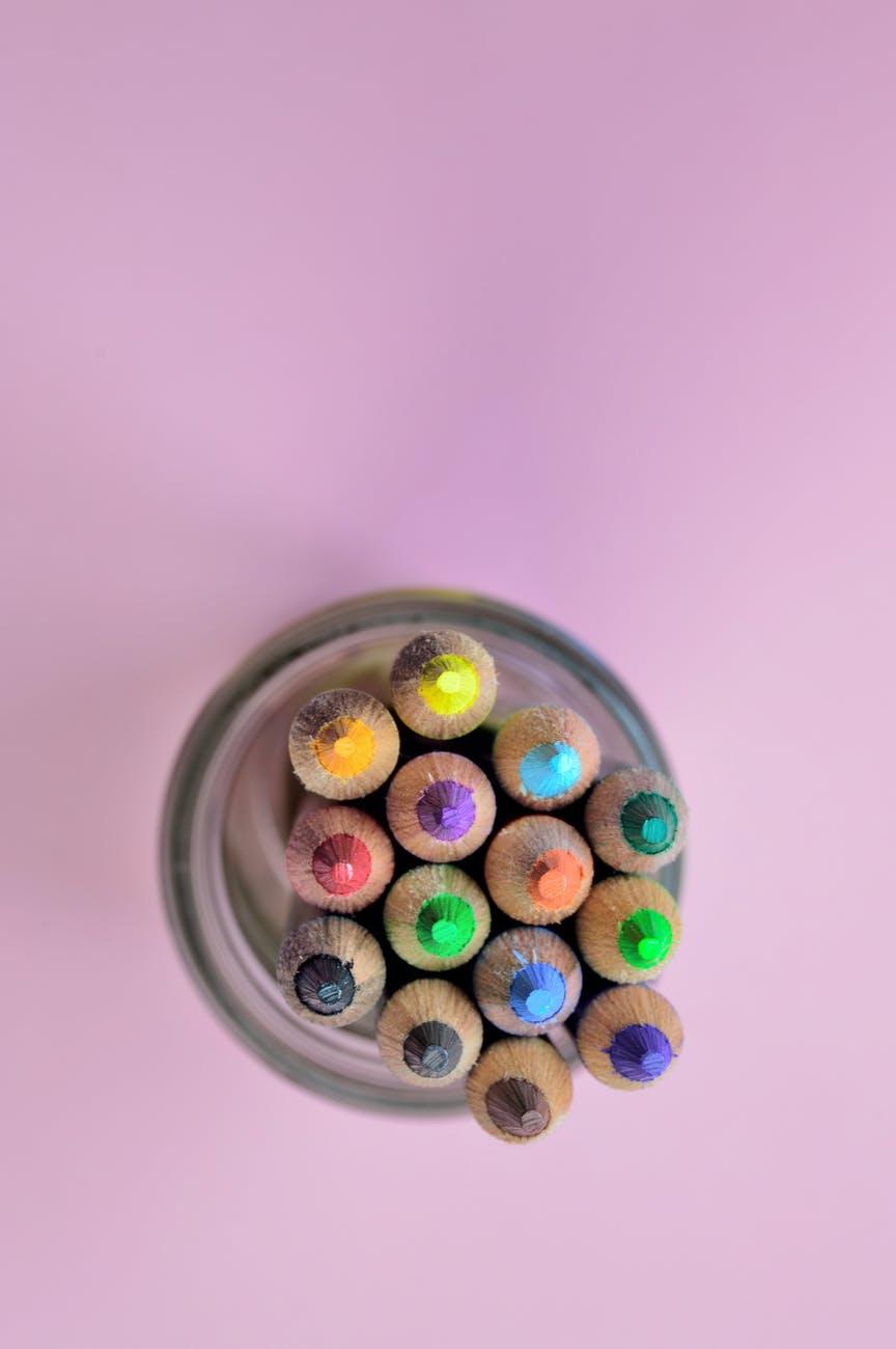 10 Ways to Inspire Your Creativity, blog post by Aspasia S. Bissas, aspasiasbissas.com. Creative, inspiration, art, writing, create, color, colour, pencils, crayons.