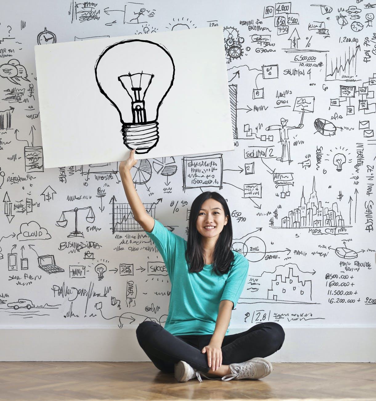 10 Ways to Inspire Your Creativity, blog post by Aspasia S. Bissas, aspasiasbissas.com. Creative, inspiration, art, writing, create.